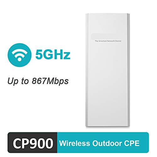 Wireless Outdoor CPE CP900 5Ghz 900Mbps 12Dbi Antennes 15KM Long Range Wifi Bridge Router Repeater Access Point