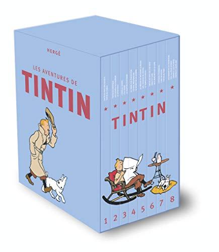 Les Aventures de Tintin, Intégrale