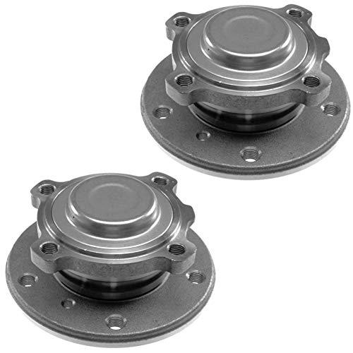 2x Radlager mit magnetischen Sensorring Vordeachse links rechts Lochkreis: 5x120