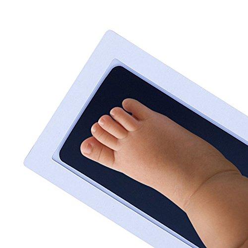 3Pack Neugeborenes Baby Babyprints Safe Handprint oder Footprint Clean-Touch