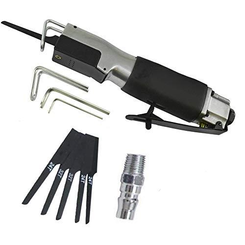 Wenhu Alloy Air Karosseriesäge Pneumatische Feile Säbelsägen Schneidwerkzeug Bügelsäge Schneidmesser Cutter Cut-Off-Tool