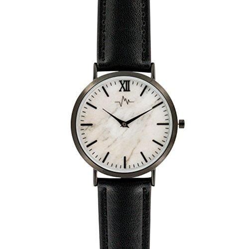 Andreas Osten Reloj Analógico para Unisex Adultos de Cuarzo con Correa en Cuero AO-180