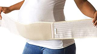 Aspen5 Adjustable Pregnancy Belly Support Band, Soft-Feel and Breathable Pain Relieves Maternity Belt Wrap - Long Lasting and Comfortable