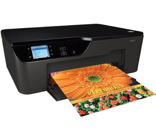 HP DeskJet 3522e-All-in-One Wireless Drucker + Photo Value Pack 364(3Tintenpatronen: Cyan/Magenta/Gelb + Fotopapier 10x 15cm)