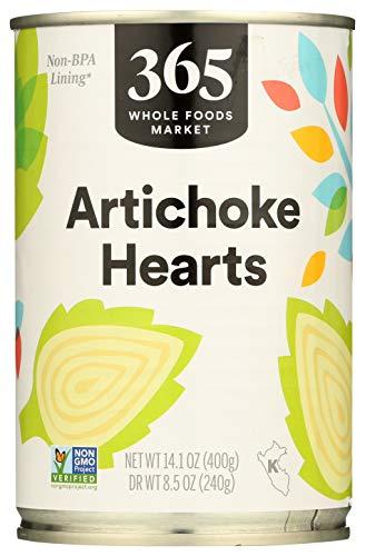 365 Everyday Value, Artichoke Hearts, 14.1 oz