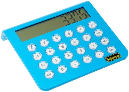 Idena 505113 - Idena Taschenrechner blau