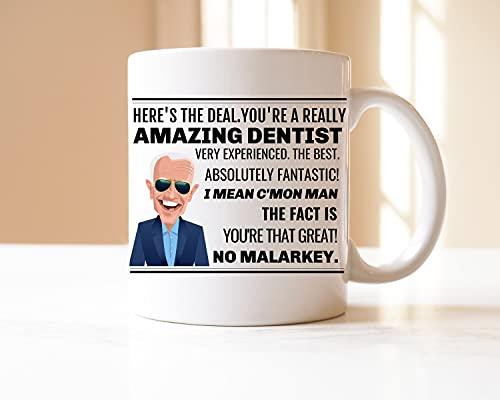 DKISEE Regalo del dentista, regalos para dentista, dentista, dentista, dentista, dentista, dentista, dentista, taza de té, taza de café, dentista, regalo de graduación