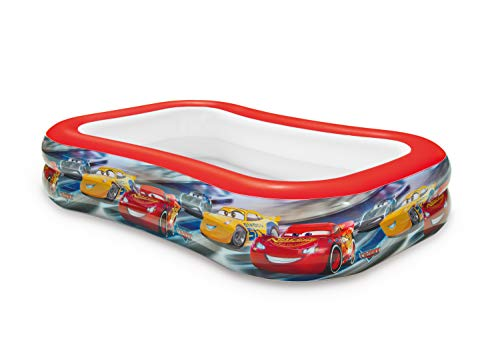 INTEX Piscinette rectangulaire Cars