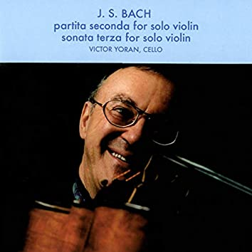 J.S. Bach - Partita seconda for solo Violin / Sonata terza for solo Violin