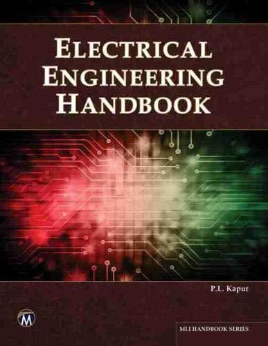 Electrical Engineering Handbook (MLI Handbook Series)