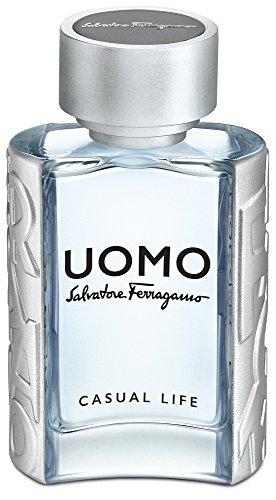 Uomo Casual Life Salvatore Ferragamo Perfume Masculino - Eau de Toilette 30ml