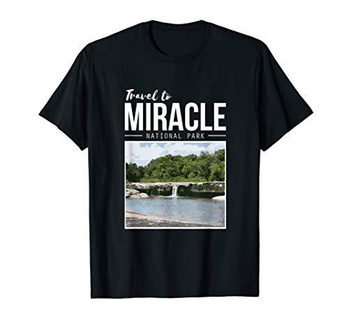 Miracle Texas Shirt Travel To Miracle National Park T-Shirt