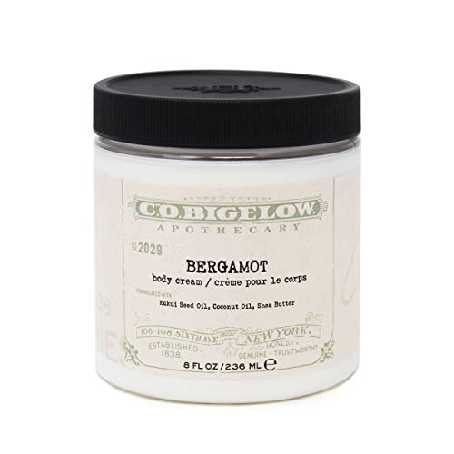 C.O. Bigelow Iconic Collection Bergamot Body Cream, 8 fl oz