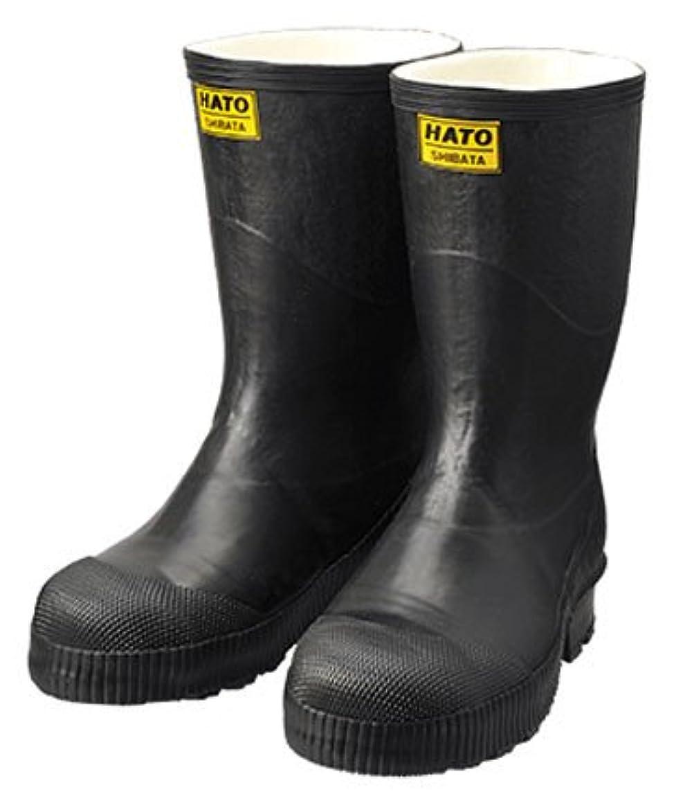 メイド雪だるまベッドシバタ工業 安全防寒フェルト長N5型 黒 28.0cm ※メーカー直送品 AC030