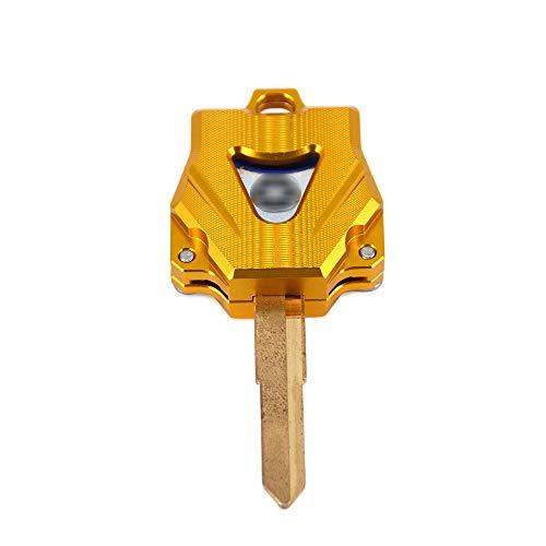 Xin Coque pour clés Machine-outil à commande numérique en Aluminium pour moto Yamaha