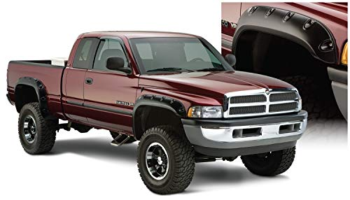 dodge fender flares bushwacker - 8