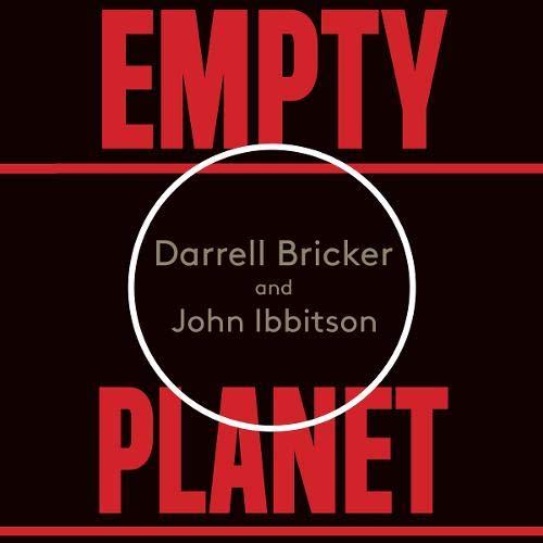 『Empty Planet』のカバーアート