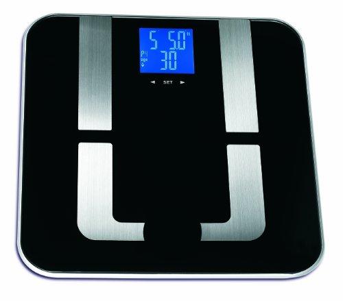 Epica Precision Pro Digital Body Fat Scale 397 lbs. Capacity & Auto...