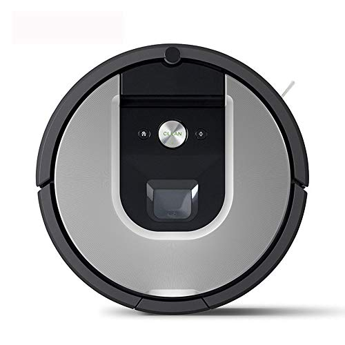 Review Yikuo Smart Cleaning Robot, Automatic Intelligent Household Cleaners, Automatic Refill, Clean...