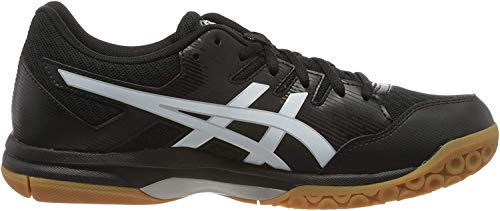 ASICS Mens 1071A030-001_42,5 Volleyball Shoe, Black, 42.5 EU