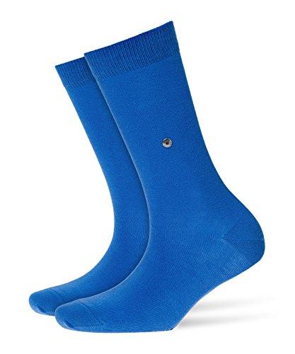 BURLINGTON Damen Socken Lady, 82% Baumwolle, 1 Paar, Blau (Cornflower Blue 6337), Größe: 36-41