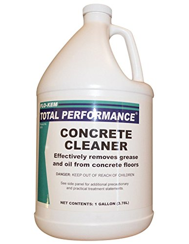 Flo-Kem Heavy Duty Concrete Cleaner