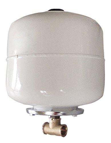 Sanitop-Wingenroth 27436 4 Membran-Druckausdehnungsgefäß für Brauchwassererwärmungsanlagen, 12 Liter