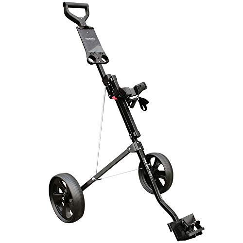 Masters 1 Series Chariot de golf Junior Noir