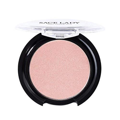 Koojawind Ultra Blush Palette Sucre Et éPices - Blush Lisse Maquillage Contour Du Visage Fond De Teint Poudre CrèMe Concealer Palette Little Round Pot Blush - IdéAl Cadeau