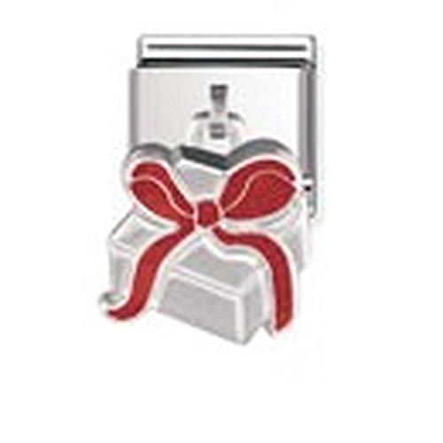 Nomination Composable Damen-Bead Classic Charms 925Er Silber Geschenk 031700/02