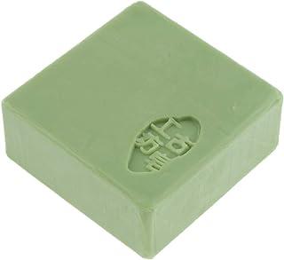 FLAMEER フェイスソープ ボディソープ スキンケア 石鹸 メイク落とし 全3色 - 緑