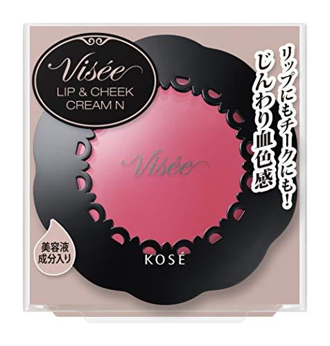 KOSE(コーセー)『Visse(ヴィセ)リップ&チーククリームN』