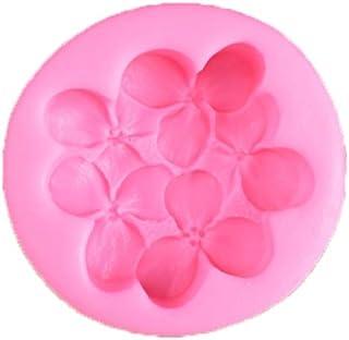 Jeffyo rond Moule /à g/âteau en silicone Mousses Ice Cream 3d g/âteaux Accessoires outils de d/écoration de g/âteaux Fournitures