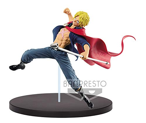 Banpresto–One Piece Statue, Idea de Regalo, diseño,, 82270