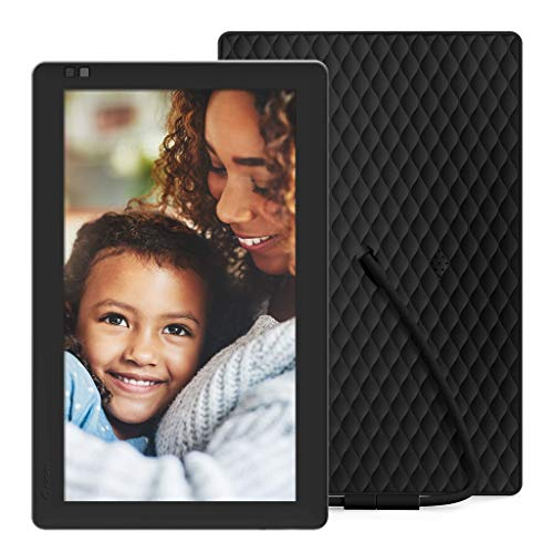 Nixplay Seed 10 Inch WiFi Digital Picture Frame - Share Moments Instantly via App or E-Mail Digital Frames Picture