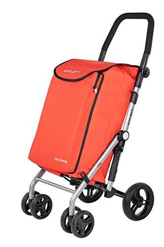 Carro 4 Ruedas Lett 430C2 Rojo