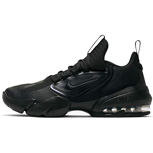 Nike Air Max Alpha Savage, Scarpe da Ginnastica Uomo, Nero (Black/White 010), 42 EU