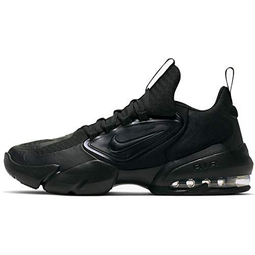Nike Air MAX Alpha Savage, Zapatillas de Cross Hombre, Multicolor (Black/White 010), 43 EU