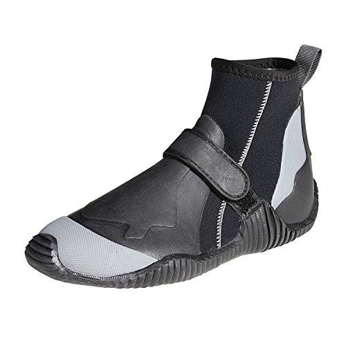 Crewsaver Varen en zeilen - 5MM 3/4 Wetsuit Boot Boots Black - Unisex - Ideaal voor wandelen en trapezen