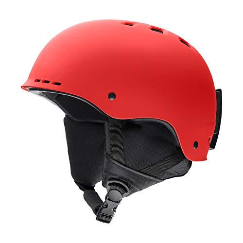 Smith Optics Holt Adult Ski Snowmobile Helmet - Matte Rise/Small