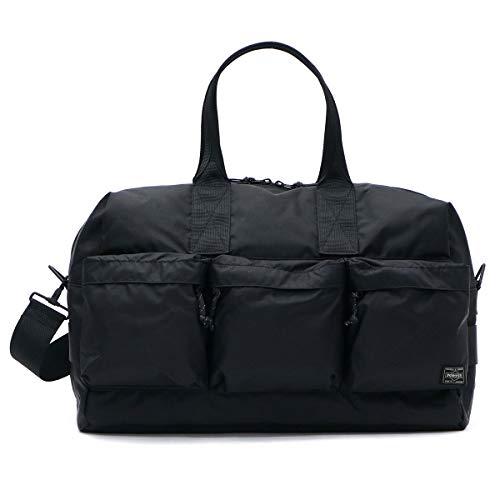 PORTER official 2Way Duffle Bag L [FORCE] YOSHIDA BAG Made in Japan (Black)