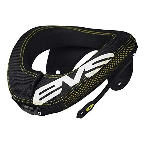 EVS Sports 112053-0110 R3 Race Halsband (schwarz, klein)
