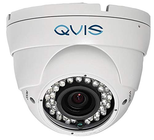 4K/8MP Dome-Kamera, 4-in-1 Vf, Wht, für QVIS, Dome-Kameras, CCTV-Kameras