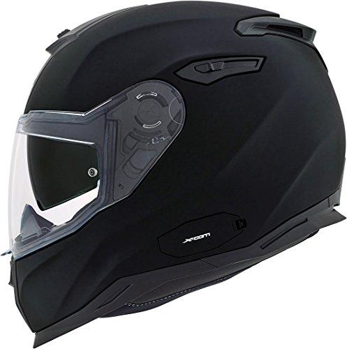 Nexx SX.100 Core Helm Schwarz Matt M (57/58)