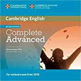 Complete Advanced Class Audio CDs (2) Second Edition