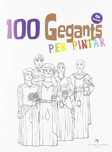 100 Gegants Per pintar. Volum 6: 11 (Figures de festa)