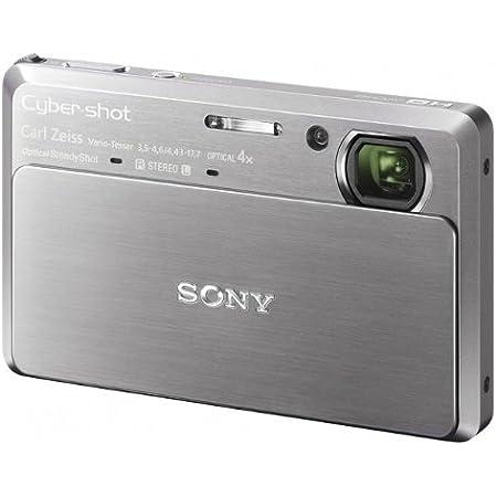 ソニー SONY デジタルカメラ Cybershot TX7 シルバー DSC-TX7/S