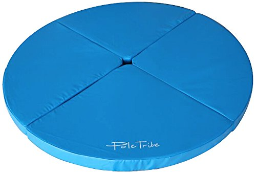 Pole Dance Mats, 3.6' Thick, 5ft Wide Pole Crash Mats,...