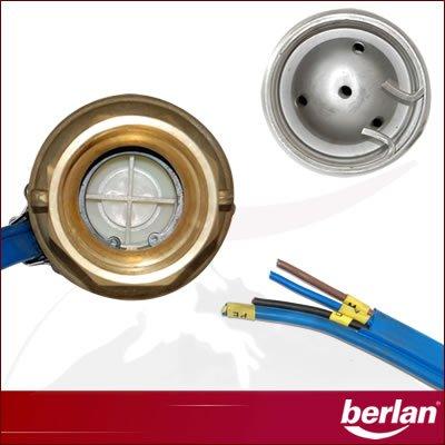 Berlan BTBP100-9-1.1 Tiefbrunnenpumpe - 4