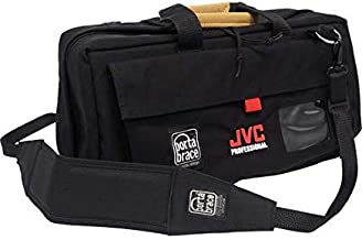JVC Soft Carry Case for GY-HM100, HM200, and HM600 Series Camcorders